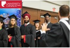 Foto University Canada West Canadá Brasil